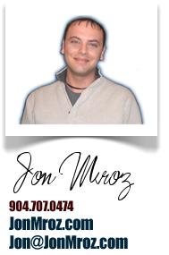 Jon Mroz Signature