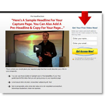 Capture Page Creation | Opt-In Pages That Convert&#8230;