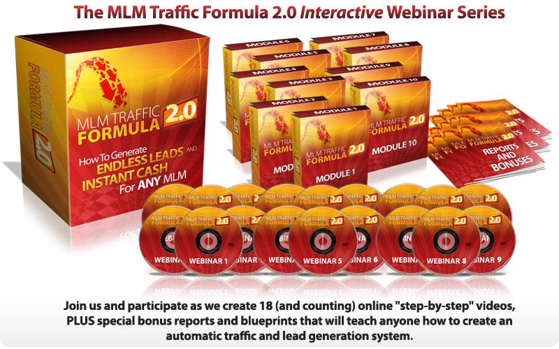 MLM Traffic Formula 2.0