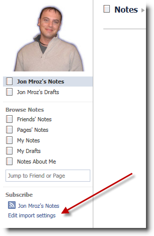facebook-notes-import-your-blog