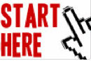 Start Here image for facebook tab